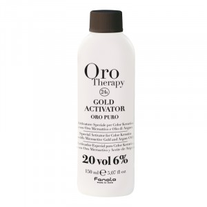 Oro Therapy Oxydant 20 volumes Gold Activator 150ML, Oxydant