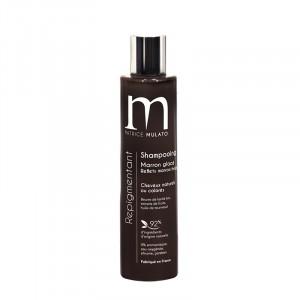 Mulato Shampooing repigmentant Marron glacé 200ML, Shampoing naturel