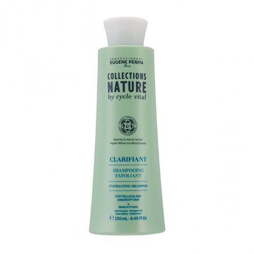 Eugène Perma Shampooing  clarifiant exfoliant Cycle Vital 250ML, Shampoing traitant