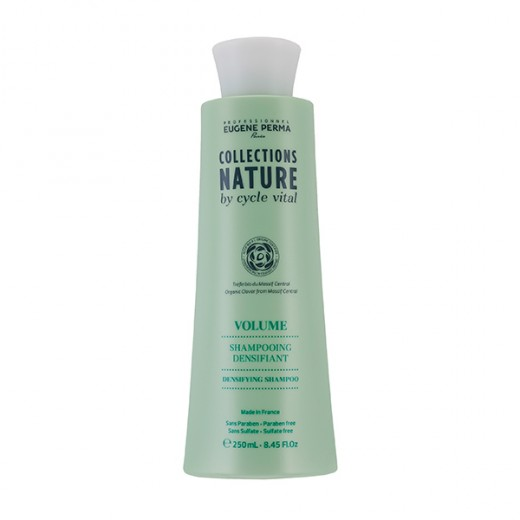 Eugène Perma Shampooing volume densifiant Cycle Vital 250ML, Shampoing naturel