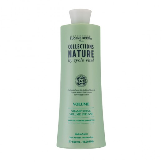 Shampooing volume intense cycle vital eugène perma 500ml
