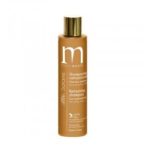 Mulato Shampooing solaire rafraîchissant 200ML, Shampoing naturel