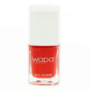 Vernis à ongles séchage rapide Rouge orange 011
