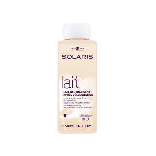 Eugène Perma Lait neutralisant Solaris 500ML, Shampoing technique