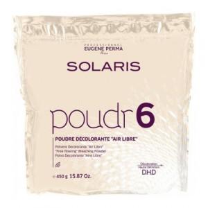 Eugène Perma Poudre décolorante air libre blanche 6 Solaris 450gr, Poudre décolorante