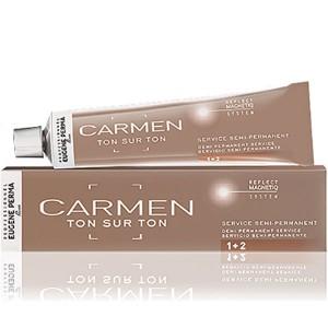 Coloration ton sur ton Carmen
