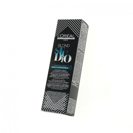 L'Oréal Professionnel Crème décolorante éclaircissement express Pro heat cream 90ML, Crème éclaircissante