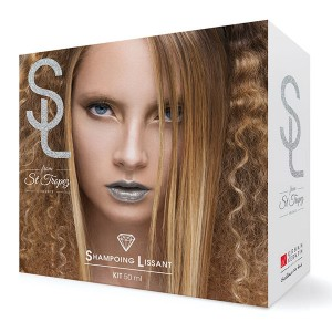 Urban Keratin Coffret shampoing lissant From St Tropez 50ML, Cosmétique