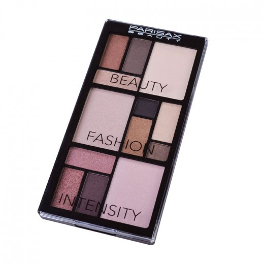 Parisax Palette maquillage Beauty Fashion Intensity, Palette maquillage