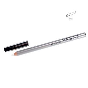 Wapa Crayon khôl kajal Blanc 002, Crayon à yeux
