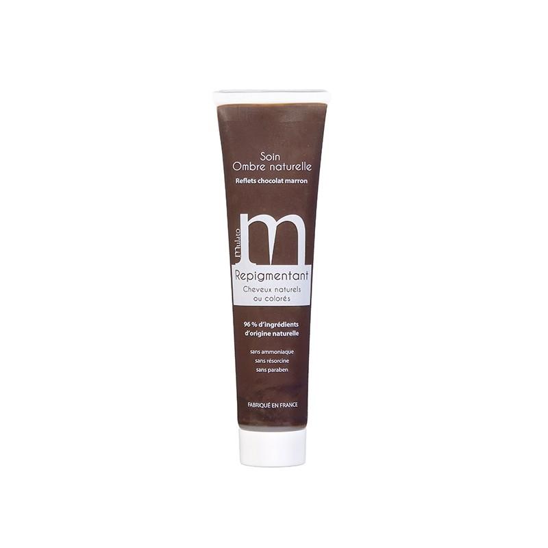 Mulato Soin Repigmentant Ombre naturelle 40ML, Après-shampoing naturel