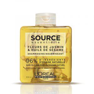L'Oréal Professionnel Shampooingnourrissant Source essentielle 300ML, Shampoing naturel