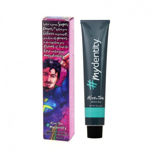 Mydentity Coloration temporaire Super Power Mydentity by Guy Tang 89ML, Coloration temporaire
