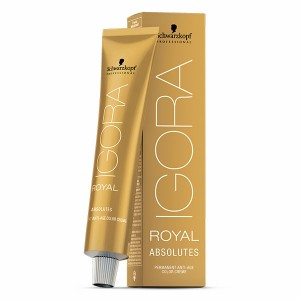Coloration permanente Igora Royal Absolute