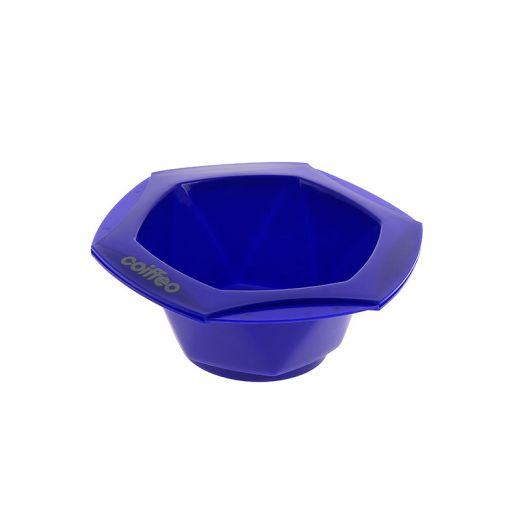 Coiffeo Bol coloration Connectabol Bleu, Bol pour coloration