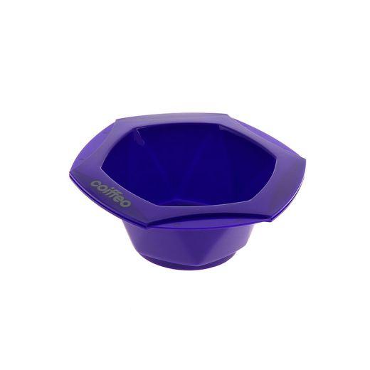 Coiffeo Bol coloration Connectabol Violet, Bol pour coloration