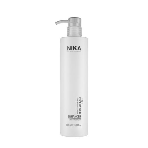 Nika Masque hydratant Enhancer - Fairy Silk  500ML, Masque cheveux