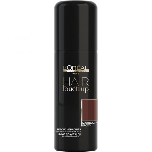 L'Oréal Professionnel Hair touch up Mahogany brown 75ML, Spray racine