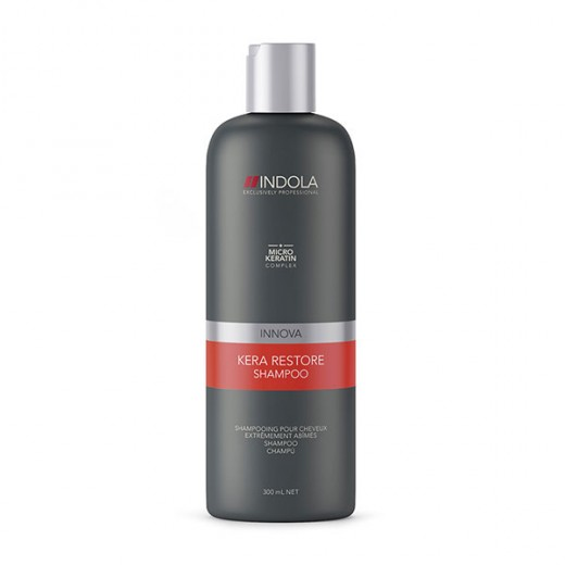 Indola Shampooing Kera Restore 300ML, Cosmétique