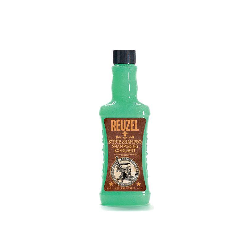 Reuzel Shampoing exfoliant occasionnel - Scrub shampoo 100ML, Shampoing