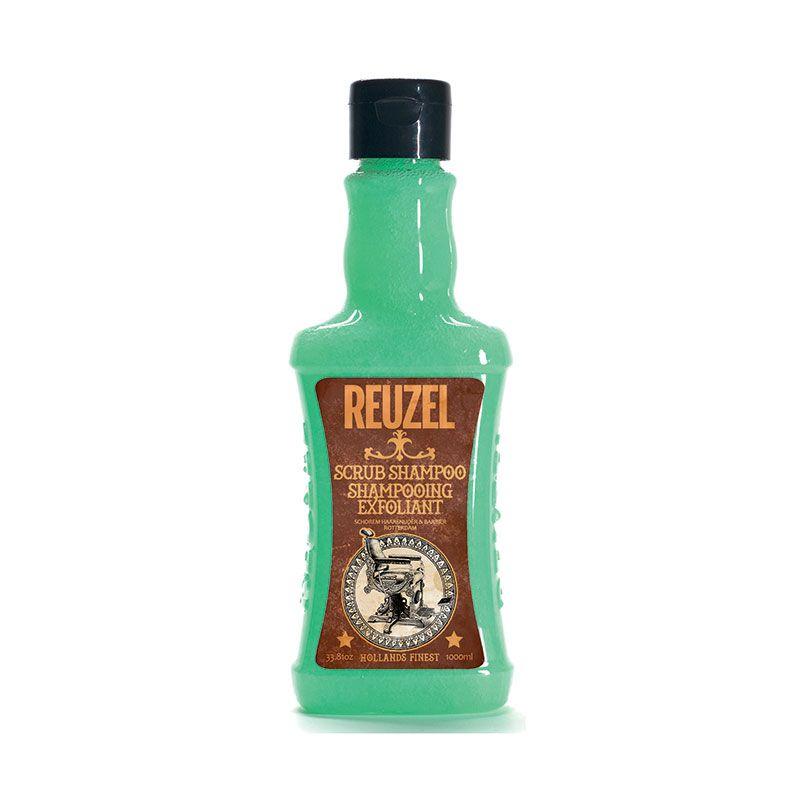 Reuzel Shampoing exfoliant - Scrub shampoo 1000ML, Shampoing
