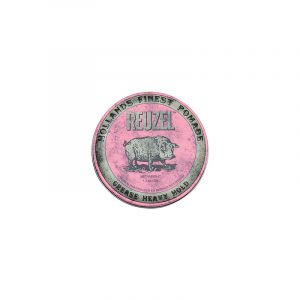 Reuzel Cire pour cheveux fixation moyenne - Pink pomade heavy grease 35g, Cire