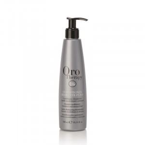 Oro Therapy Conditionneur cheveux sensibilisés Diamante Puro 300ML, Après-shampoing avec rinçage