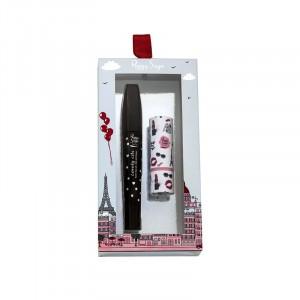 Peggy Sage Coffret mascara Lovely cils & rouge à lèvres 315ML, Mascara