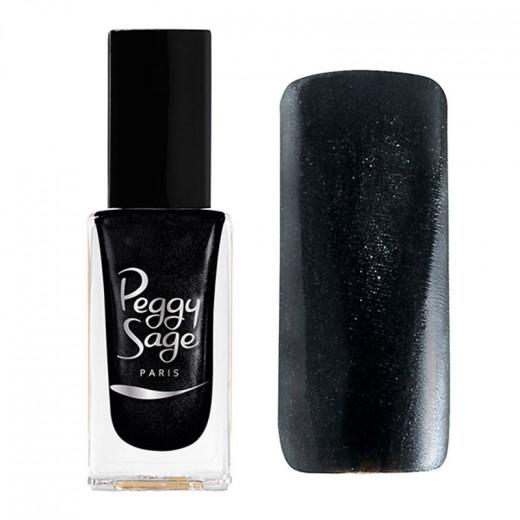 Peggy Sage Vernis à ongles Nacré-Irisé Grey deluxe 11ML, Vernis à ongles couleur