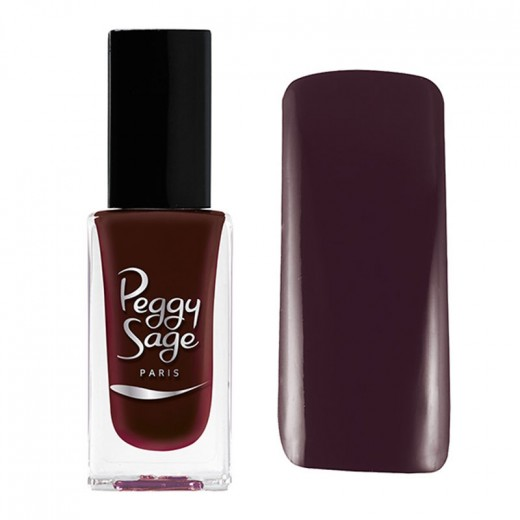 Vernis à ongless tulipe noire peggy sage 11ml