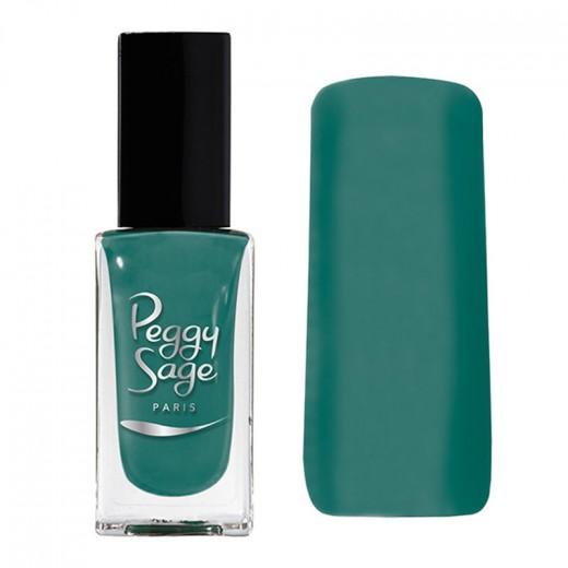 Peggy Sage Vernis à ongles Laqué Wild turquoise 11ML, Vernis à ongles couleur