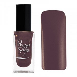 Peggy Sage Vernis à ongles Nacré-Irisé Violet infinity 11ML, Vernis à ongles couleur
