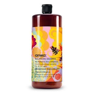 Amika Shampooing équilibrant  Balancing Shampoo 1000ML, Shampoing traitant