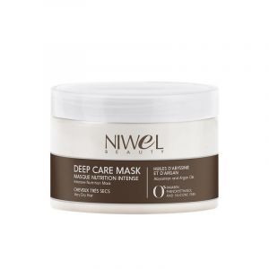 Niwel Masque nutrition intense - Deep care mask 250ML, Masque cheveux