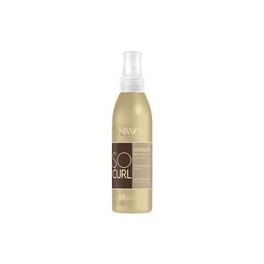 Niwel Brume hydratante leave-in So Curl - Hydramist 200ML, Spray cheveux