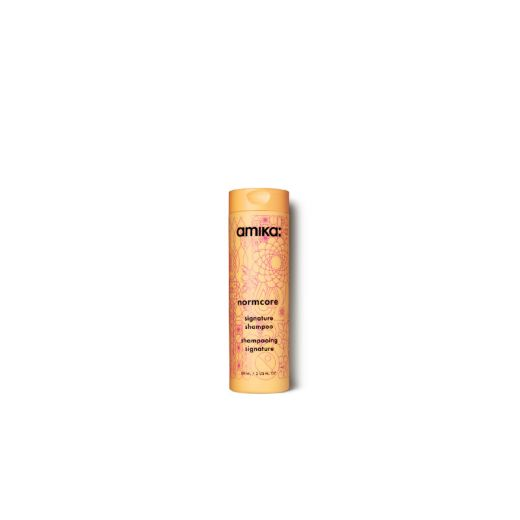 Amika Shampooing cheveux normaux signature Normcore 60ML, Cosmétique