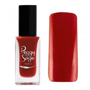 Peggy Sage Vernis à ongles Laqué Le rouge 11ML, Vernis à ongles couleur