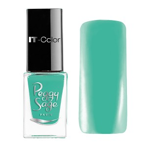 Peggy Sage Mini vernis à ongles IT-Color Jasmine 5ML, Vernis à ongles couleur
