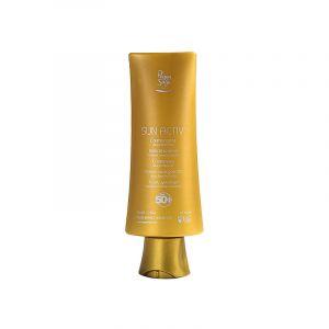 Crème visage haute protection SPF50+ Sun Activ'