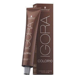 Schwarzkopf Coloration permanente Igora Color 10 60ML, Coloration d'oxydation