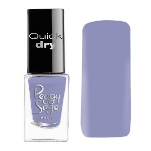 Peggy Sage Mini vernis à ongles Quick Dry Alice 5ML, Vernis à ongles couleur