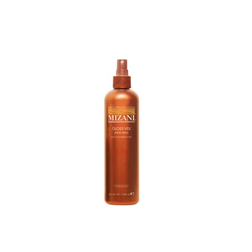 Mizani Spray brillance Gloss Veil Mizani 250 ml 250ML, Spray cheveux