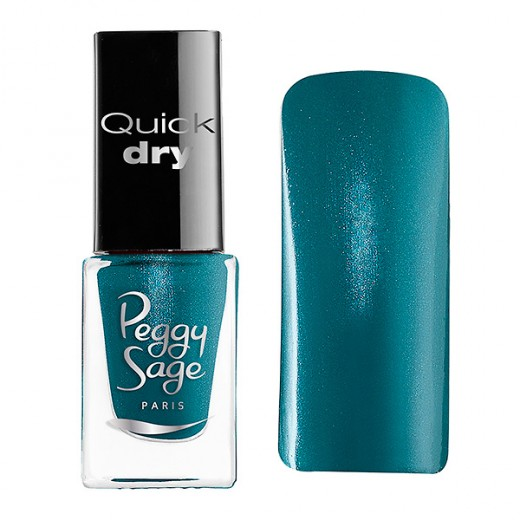 Vernis à ongles hortense quick dry peggy sage 5ml