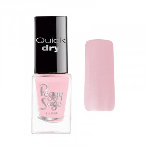 Peggy Sage Mini vernis à ongles Quick Dry Carole 5ML, Vernis à ongles couleur