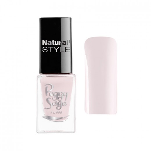 Peggy Sage Mini vernis à ongles Natural'Style Marjolaine 5ML, Vernis à ongles couleur