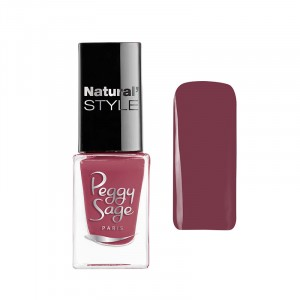 Mini vernis à ongles Natural'Style Lily