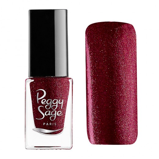 Mini Vernis à ongles red ceremony peggy dsage 5ml