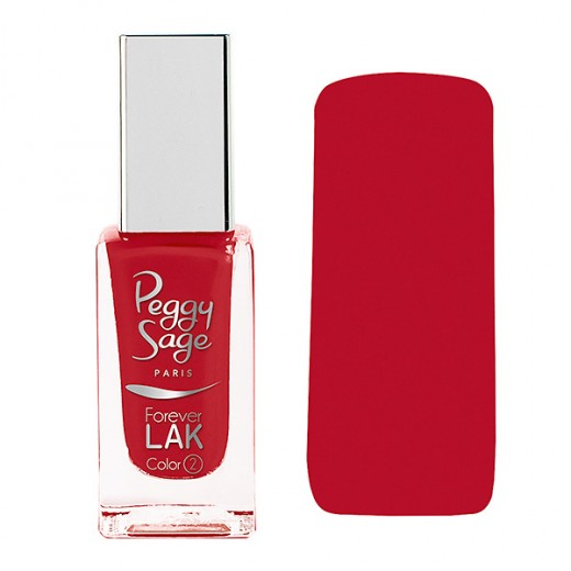 Peggy Sage Vernis à ongles Forever LAK  Watermelon 11ML, Vernis à ongles couleur