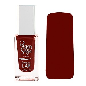 Peggy Sage Vernis à ongles Forever LAK  Juicy cherry 11ML, Vernis à ongles couleur