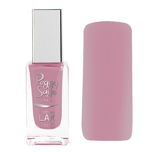 Vernis forever LAK  nude outfit peggy sage 11ml
